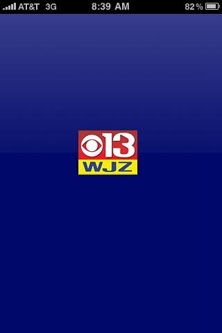 WJZ-13 Baltimore screenshot 1