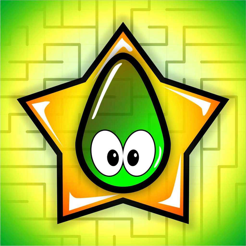 A Maze Ing Kids - My First Super Monster Puzzle Labyrinth Maze Game app icon