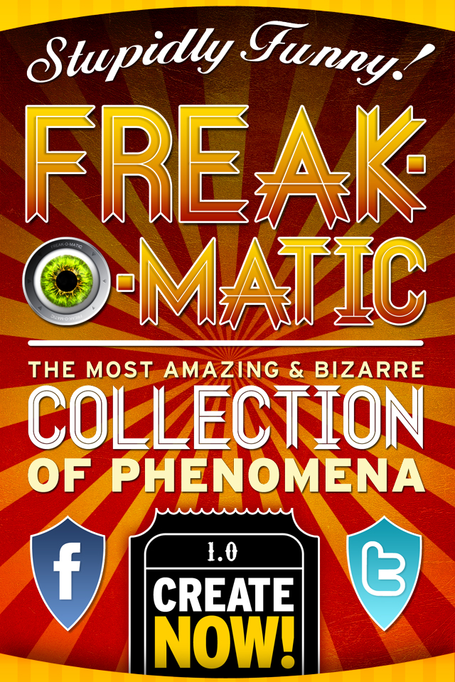 Screenshot Freak-o-matic